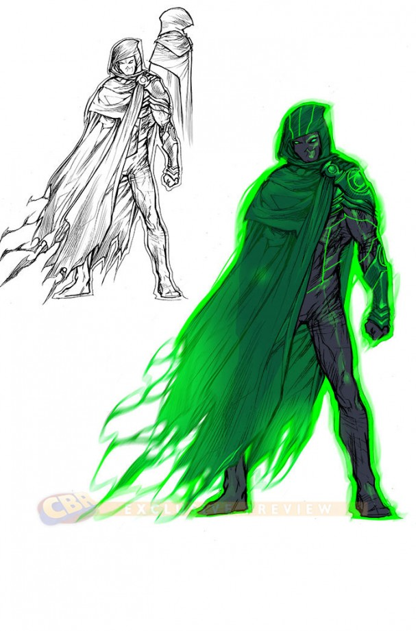 Justice League 3000 - Green Lantern