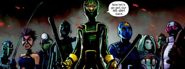 Kick-Ass 3 - John Romita Jr