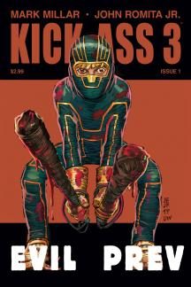 Kick-Ass 3 #1 Cover A