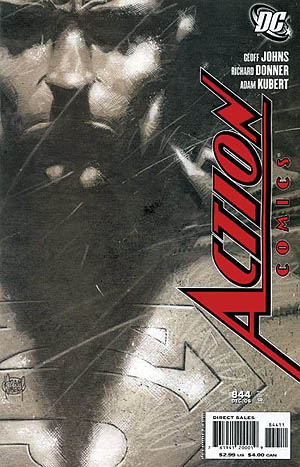 Action Comics #844 - Last Son