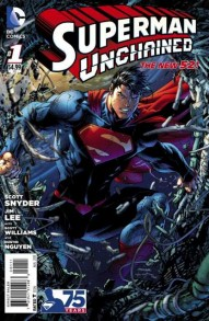Superman Unchained #1 - Jim Lee