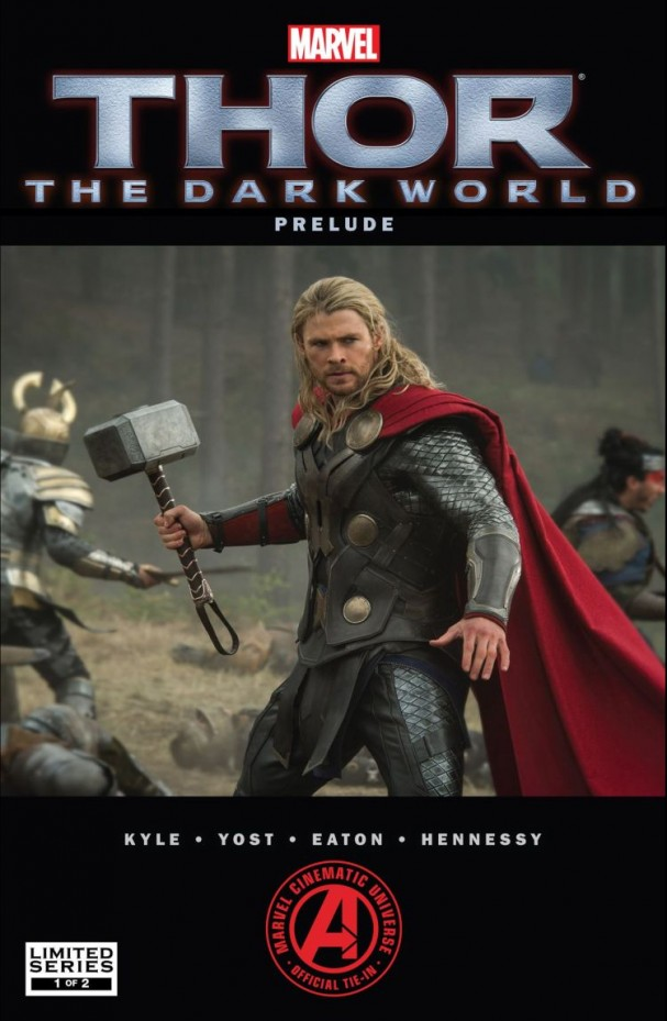 Thor: The Dark World Prelude #1