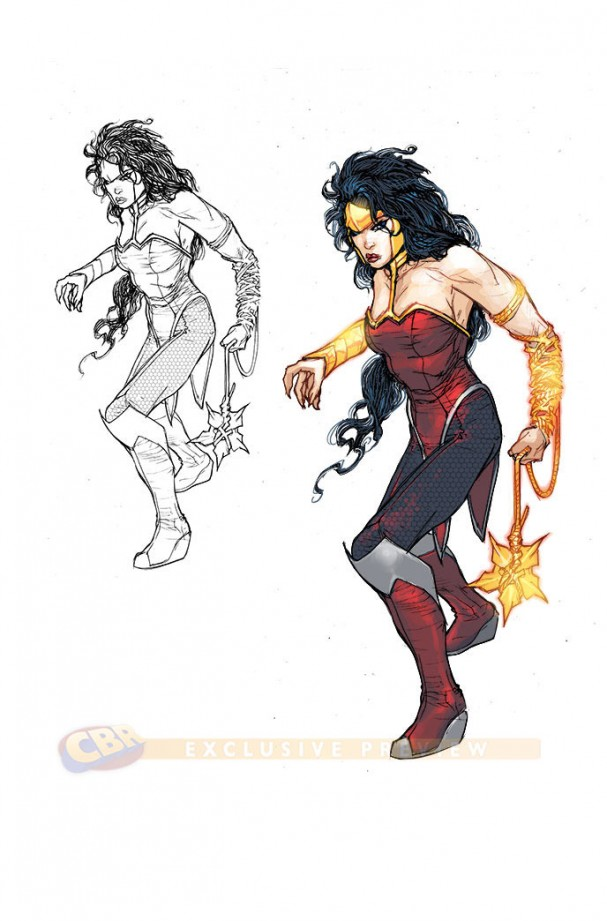 Justice League 3000 - Wonder Woman