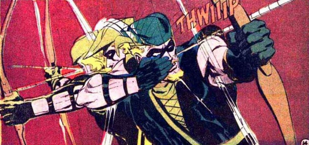 Brave and the Bold #85 - Green Arrow (Artist: Neal Adams)