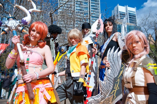Cosplay Group (Kris Ezergailis)