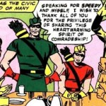 Green Arrows of the World (Adventure Comics #250)