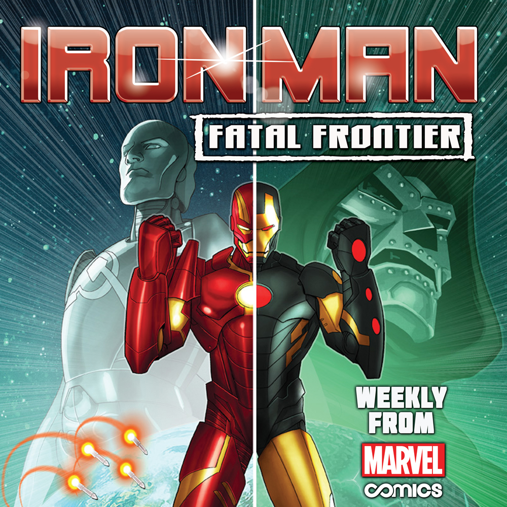 Free Comic Book Day History: Marvel's Infinite Comics Releases 'Iron Man: Fatal