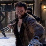 The Wolverine: Hugh Jackman fights some guys in the snow
