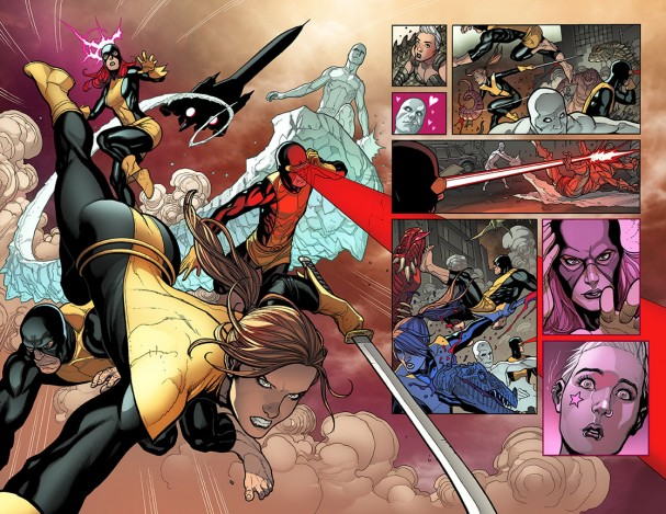 X-Men: Battle of the Atom - Preview