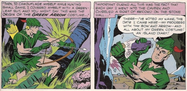 Those fateful panels from Adventure Comics #256