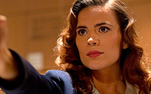 Marvel Short - AGENT CARTER (2013) Hayley Atwell