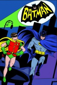 Batman 66 #1 Cover