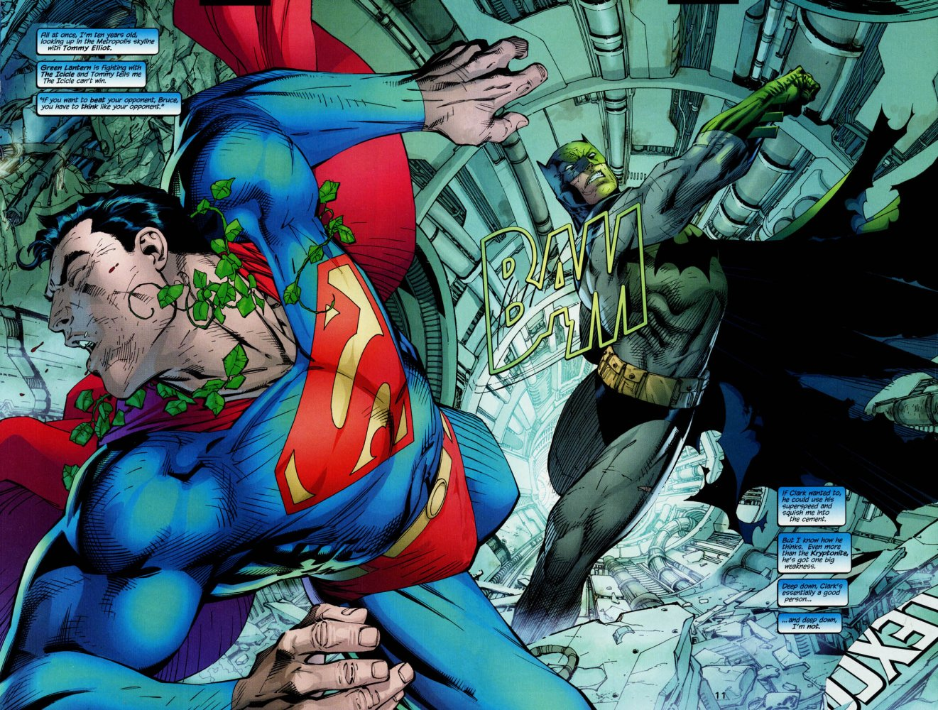 will be titled 'Superman vs. Batman' or 'Batman vs. Superman