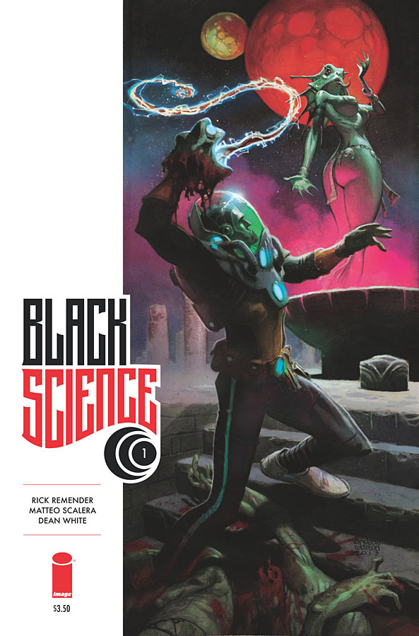 Black Science (Image Comics)