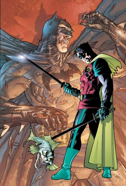 "Andy Kubert, ""Damian: Son of Batman"""