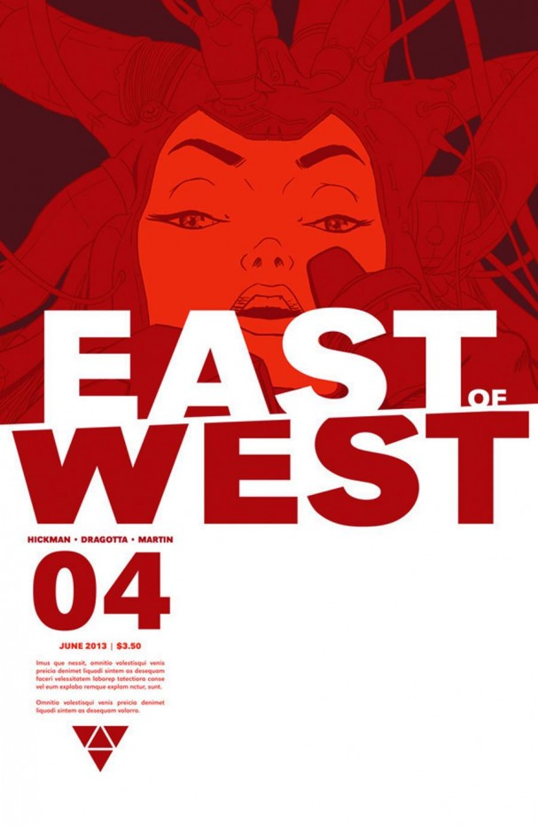 East of West #4 (Cover)