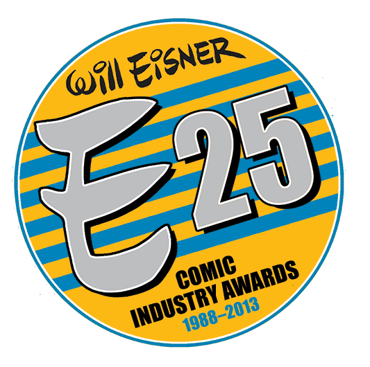 Eisner Award Winners 2013