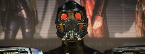 Guardians of the Galaxy (2014 Film) - Star-Lord's helmet