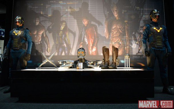Guardians of the Galaxy (2014 Film) - Props