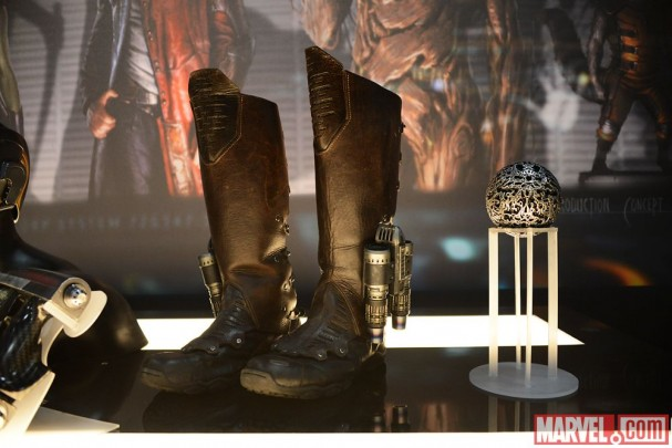 Guardians of the Galaxy (2014 Film) - Star-Lord's Boots