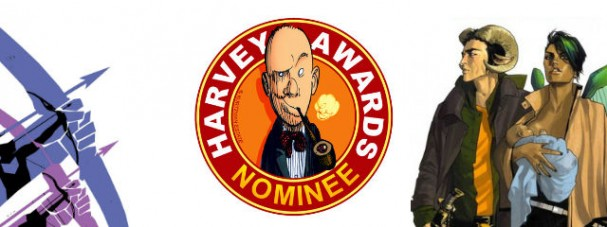Harvey Award Nominations 2013