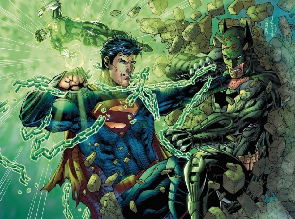 New 52 - Batman vs Superman - Jim Lee