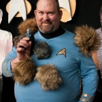 Oz Comic-Con Melbourne 2013 - Cosplay - The Trouble With Tribbles