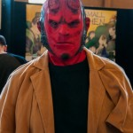 Oz Comic-Con Melbourne 2013 - Cosplay - Hellboy