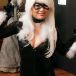 Oz Comic-Con Melbourne 2013 - Cosplay - Black Cat