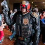 Oz Comic-Con Melbourne 2013 - Cosplay - Judge Dredd