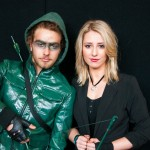 Oz Comic-Con Melbourne 2013 - Cosplay - Black Canary and Green Arrow