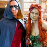 Oz Comic-Con Melbourne 2013 - Cosplay - Robin and Poison Ivy