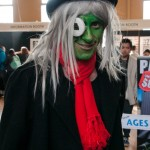 Oz Comic-Con Melbourne 2013 - Cosplay - The Hitcher (The Mighty Boosh)