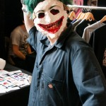 Oz Comic-Con Melbourne 2013 - Cosplay - Joker (Death of the Family)