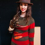 Oz Comic-Con Melbourne 2013 - Cosplay - Female Freddy Kruger