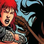 Red Sonja #1 - Walter Geovani and Adriano Lucas
