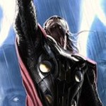 Thor: The Dark World concept art poster (SDCC 2013)
