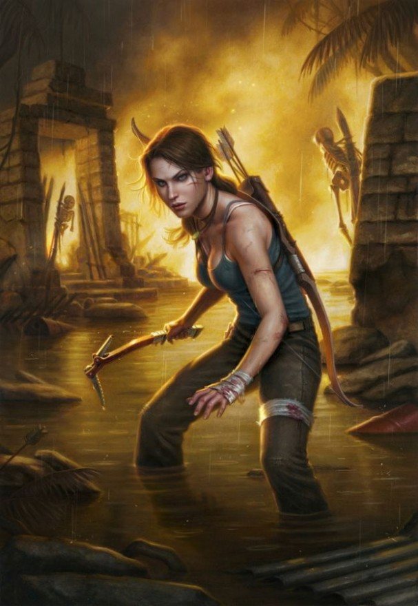Tomb Raider comic series