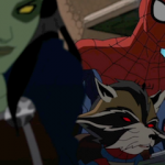 Ultimate Spider-man - Guardians of the Galaxy