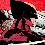Uncanny X-Men #173 - Wolverine and the Silver Samurai (Artist: Paul Smith)