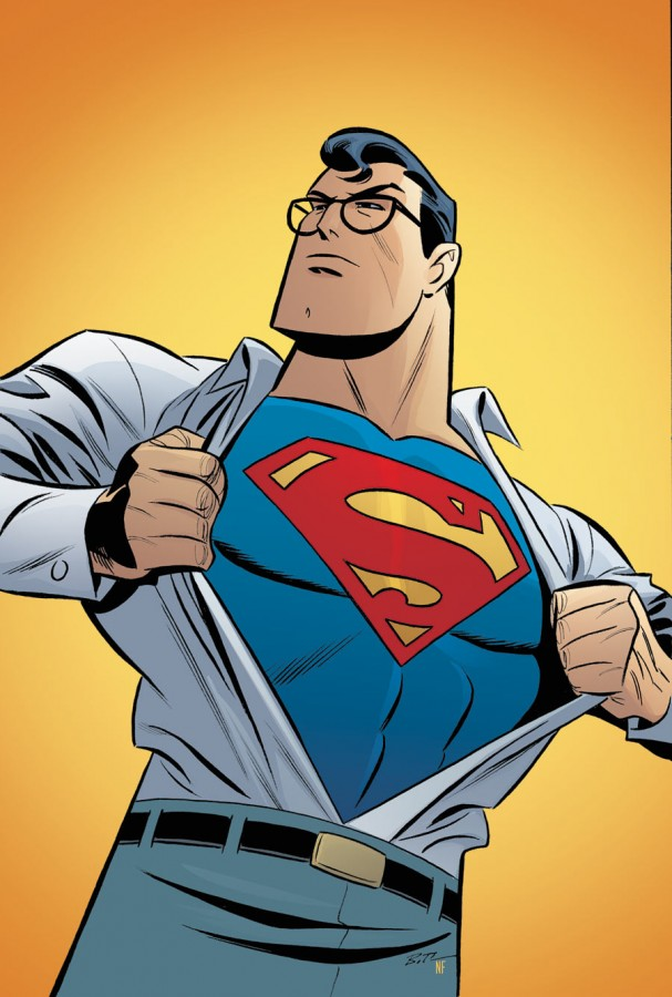 Adventures of Superman #4 (DC Comics) - Artist: Bruce Timm