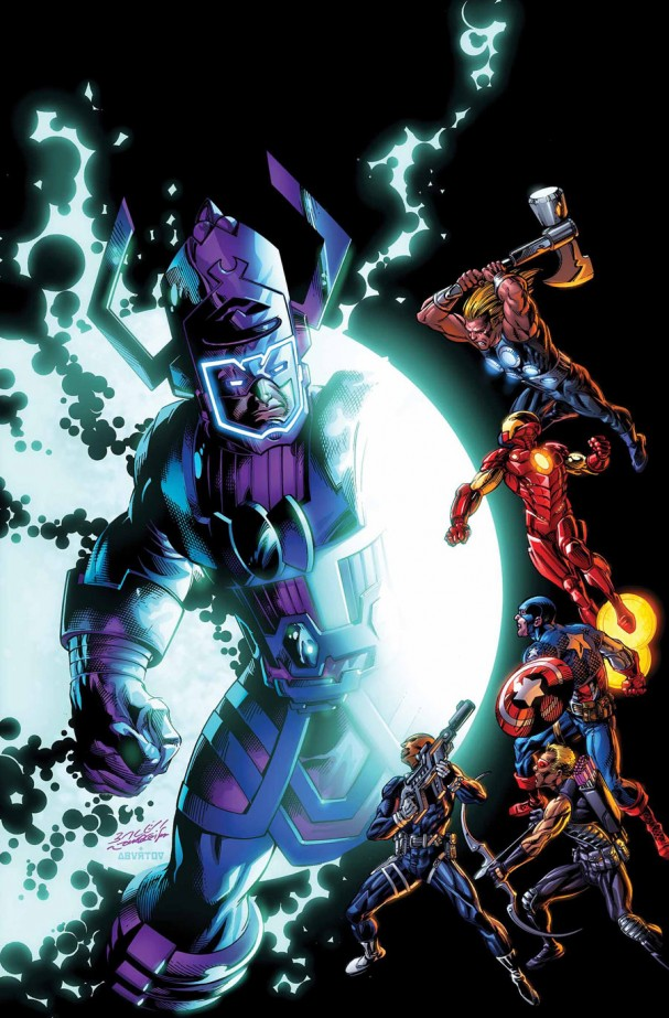 Cataclysm: Ultimates Last Stand #1 Cover