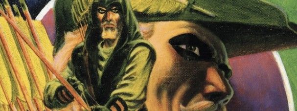 Mike Grell - Green Arrow: The Longbow Hunters