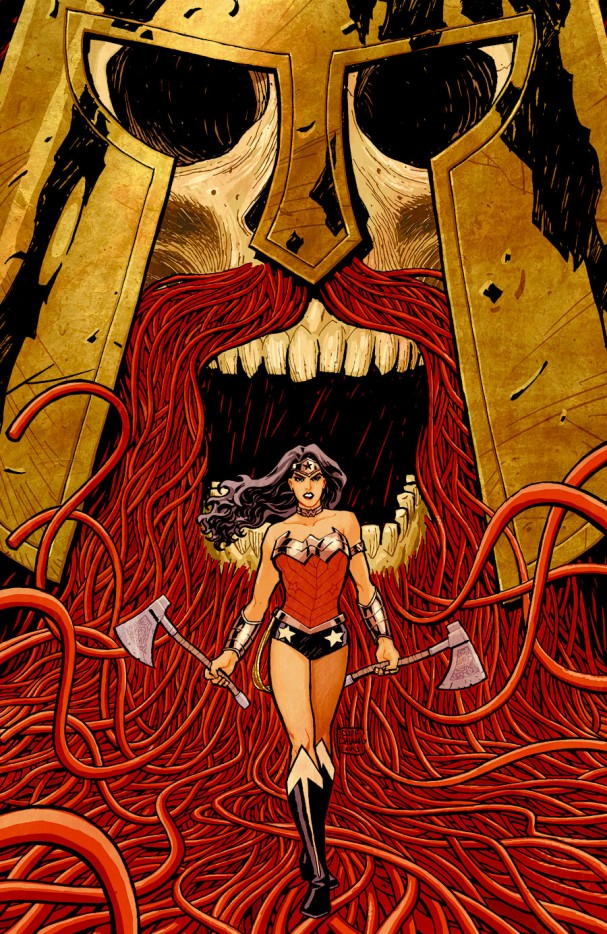 Wonder Woman #23 (DC Comics) - Artist: Cliff Chiang