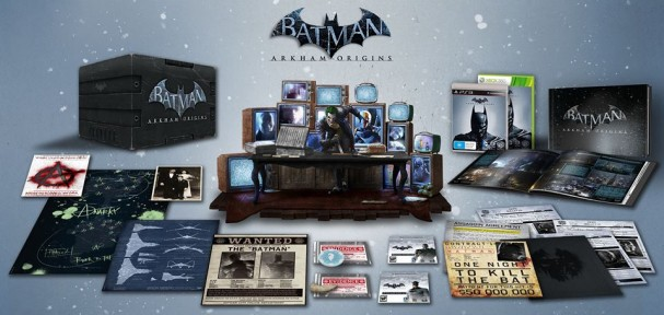 Batman: Arkham Origins Definitive Collector's Edition