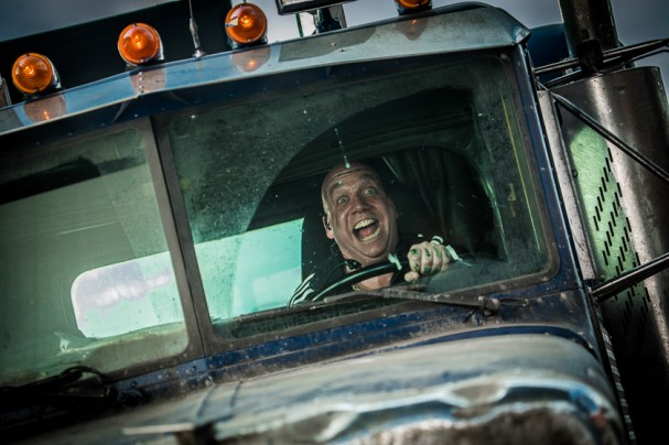 The Amazing Spider-man 2 - Rhino (Paul Giamatti)