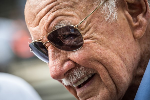 The Amazing Spider-man 2 - Stan Lee