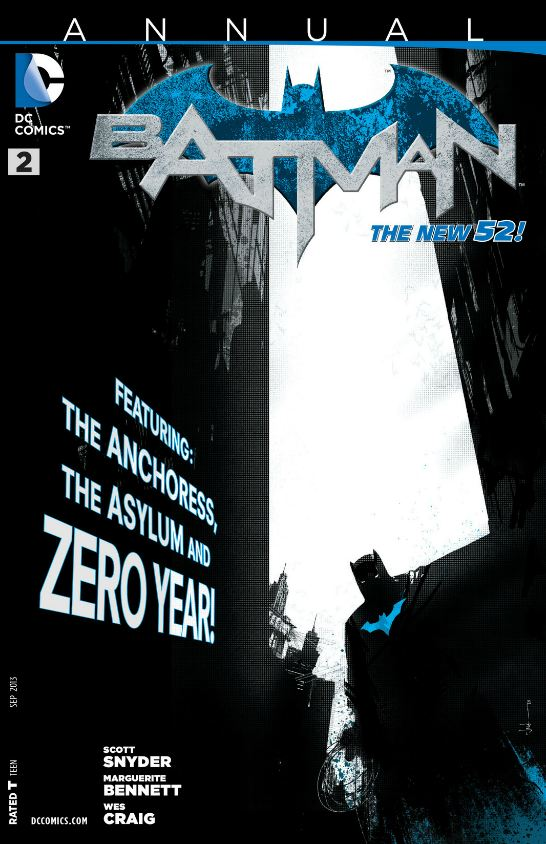 Batman Annual #2 (2013)