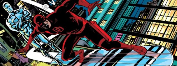 Daredevil and Silver Surfer - Daredevil #30
