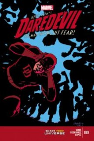 Daredevil #29 cover